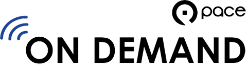 Image of Pace Service On Demand logo
