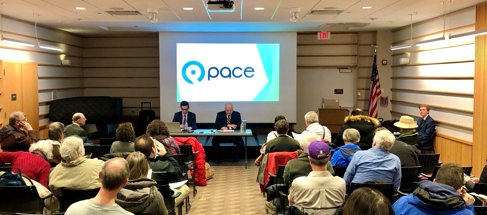 Image of Pace public hearing